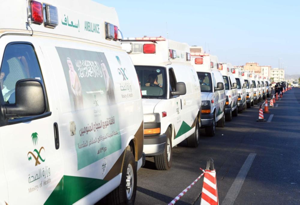 Haj begins as over 2 million pilgrims converge in Mina