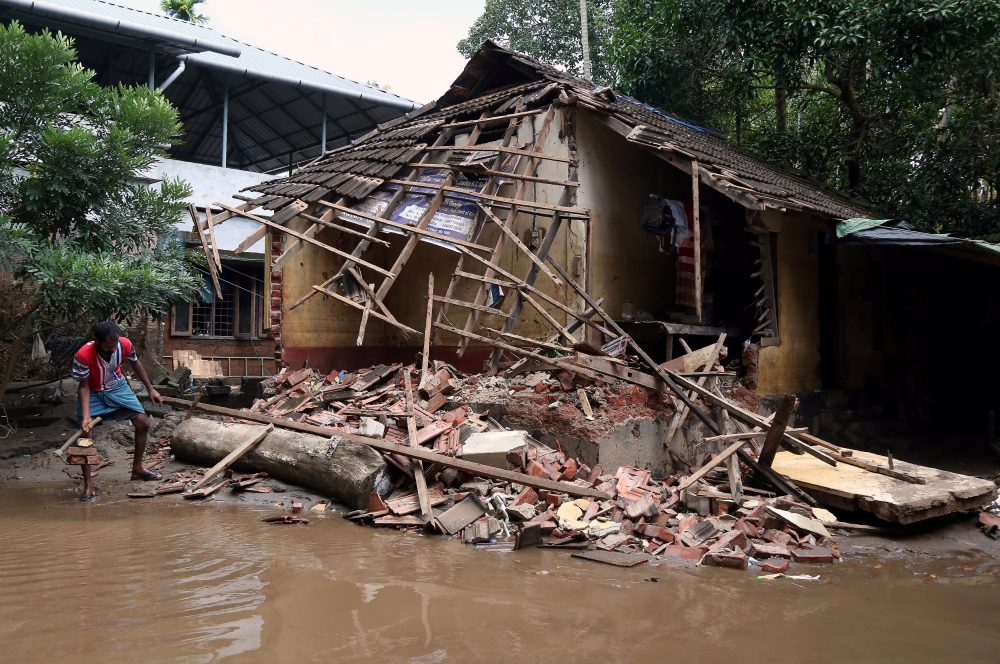 Image result for FLOOD IN  KERALA