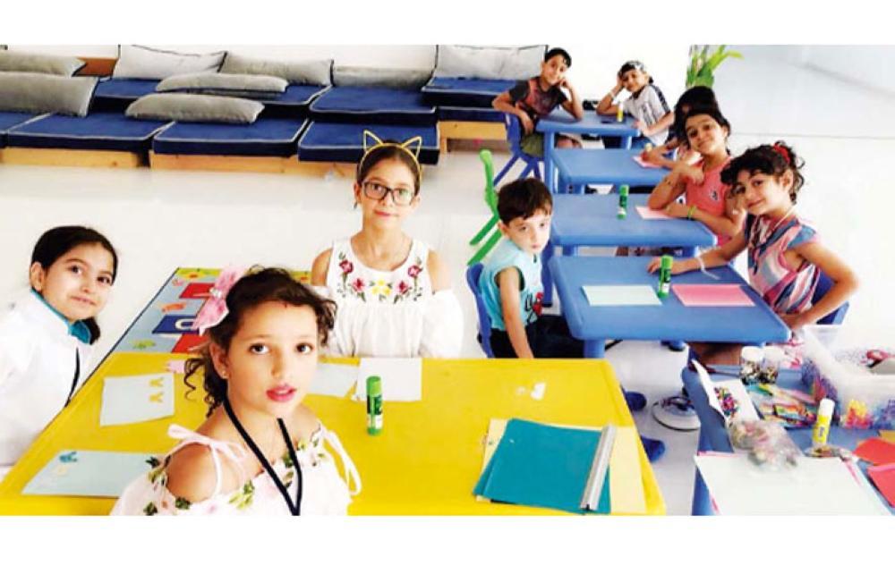 Nurseries and kindergartens educate 111 children of pilgrims