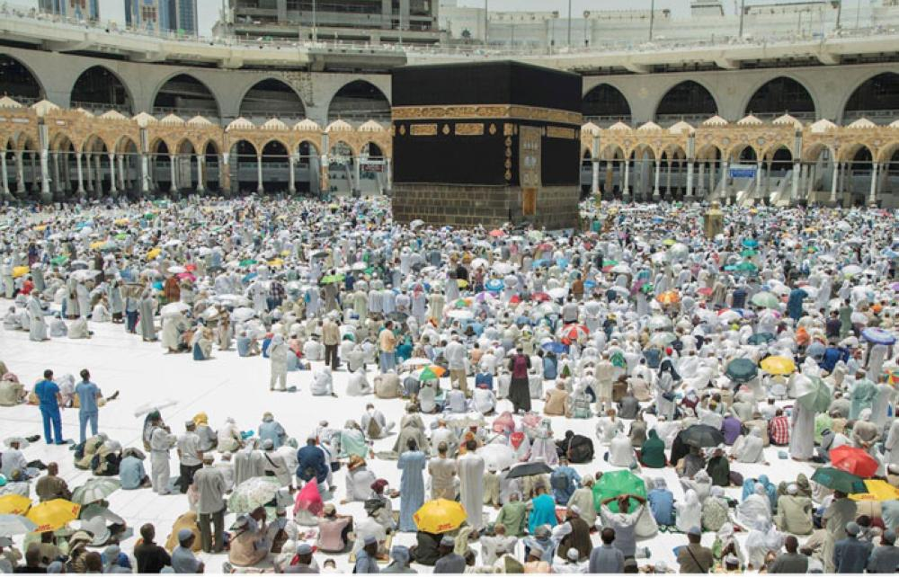 Haj is over with pilgrims getting ready to depart