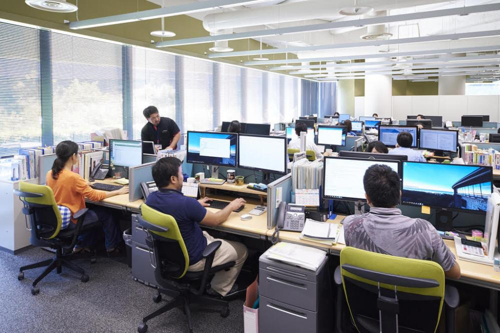 AI in the Workplace can boost productivity