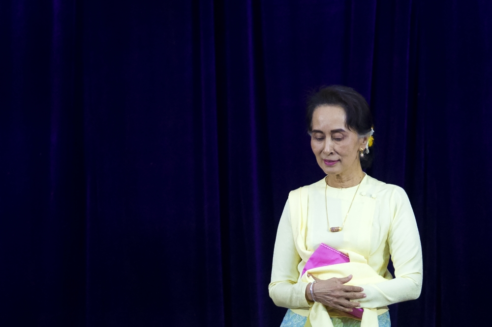 United Nations panel calls on Suu Kyi to use her