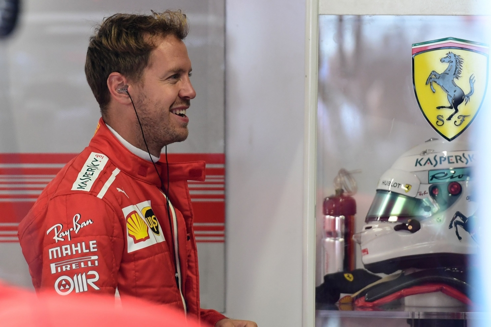 Vettel aims for a triumphant Ferrari homecoming