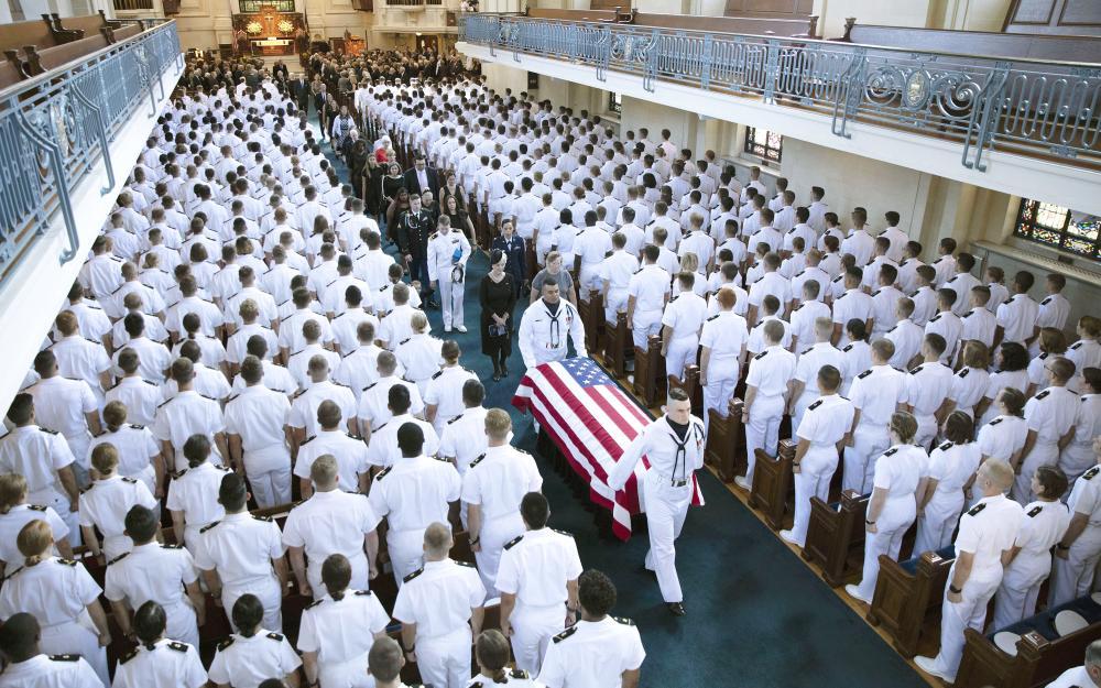 Honoring Sen. John McCain