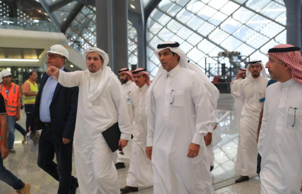 Countdown for Haramain Train service begins