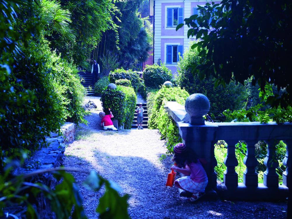 RFH Hotel de Russie - FAMILY Kids Garden