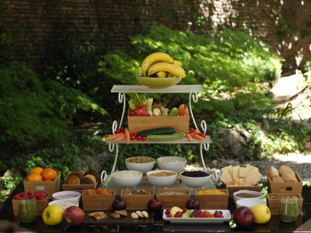 Rocco Forte Nourish - Breakfast at Hotel de Russie