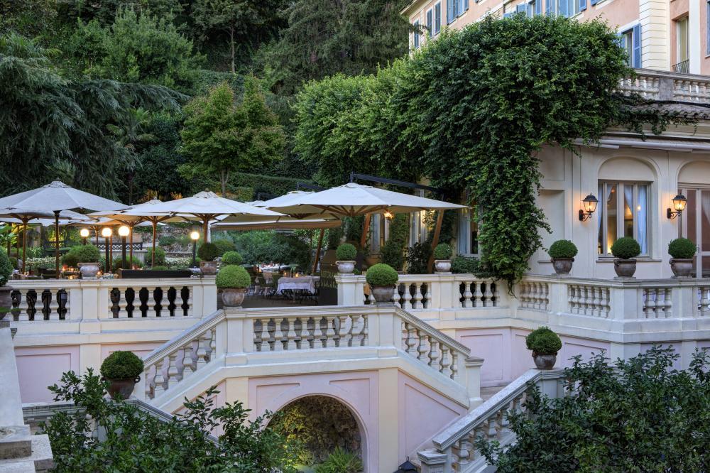RFH Hotel de Russie - Le Jardin de Russie