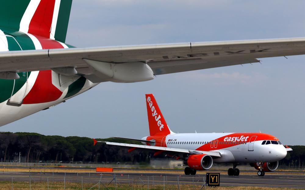 easyjet still interested in alitalias short haul business