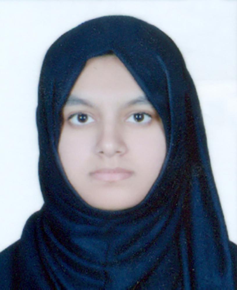 Huda Amir Y10-7