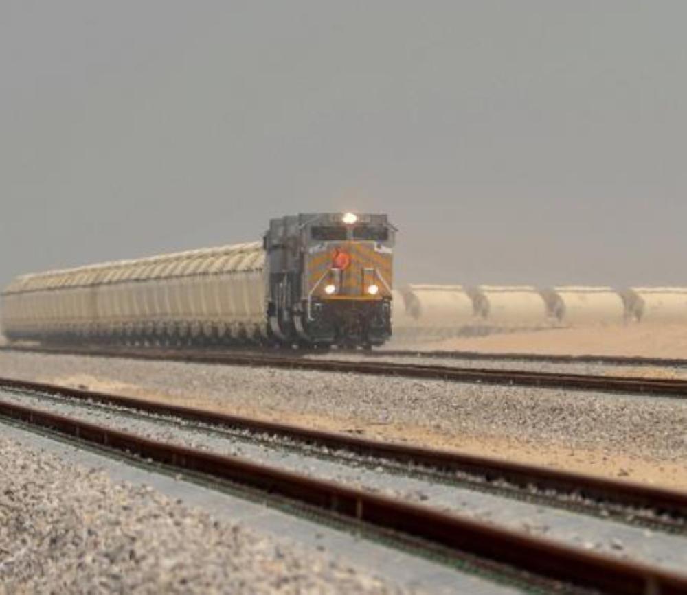 Saudi Arabian Railway toincrease cargo transportto 20 million tons by 2025