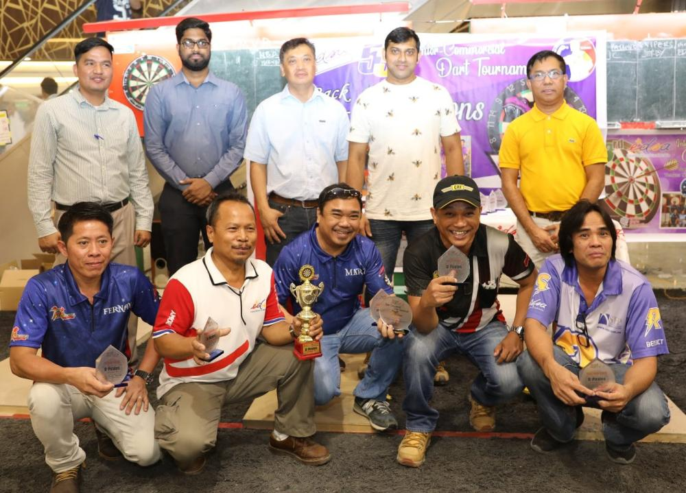 53rd EDSA individual winners with chief guest Rannie Basanta and Nesto manager