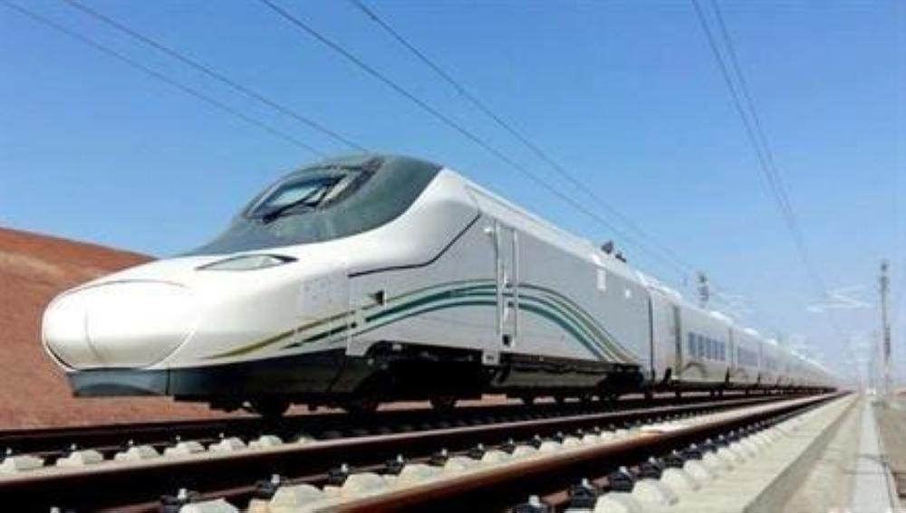 Earlier this month, Minister of Transport Nabeel Al-Amoudi inspected the preparedness of the Haramain High Speed Train between the sectors of Makkah and Jeddah. — File photo