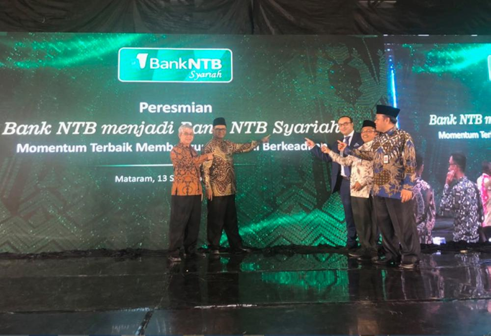 PT Bank Pembangunan Daerah Nusa Tenggara Barat in Indonesia. — Courtesy photo