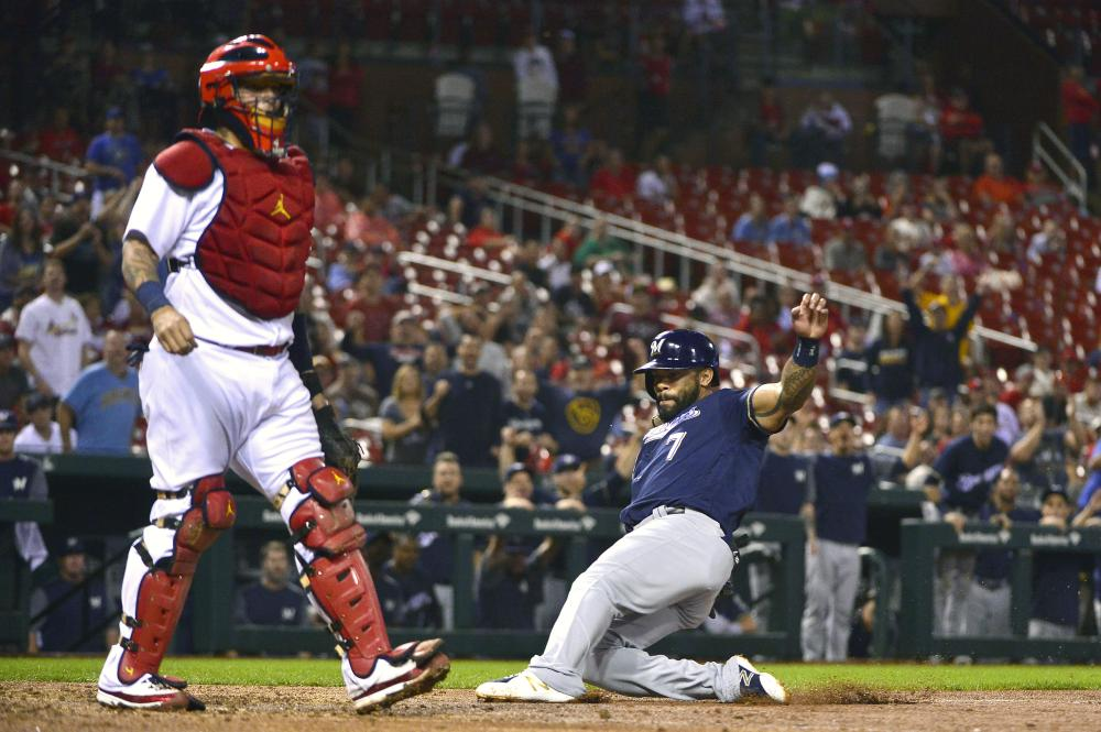 Carpenter & Shildt Ejected in Cardinals 12-4 Loss to Brewers