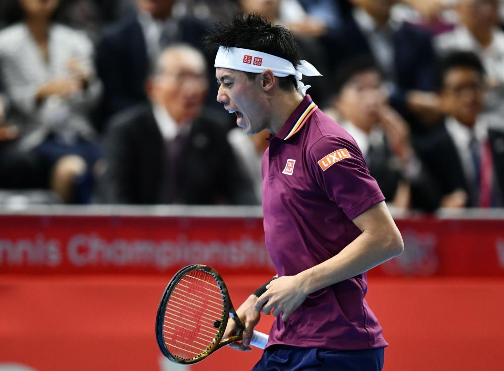 Kei Nishikori books spot in Rakuten Japan Open final