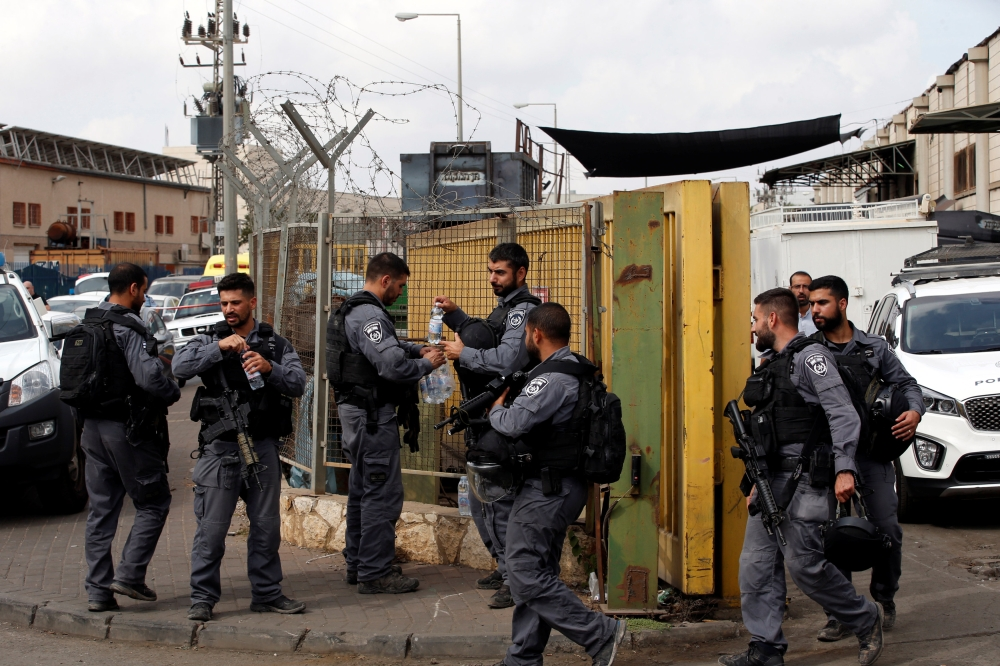 Massive Manhunt For Palestinian Terrorist Who Killed Two Israelis Enters Third Day