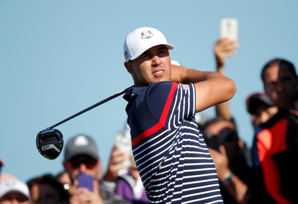 Brooks Koepka voted PGA Tour's player of the year