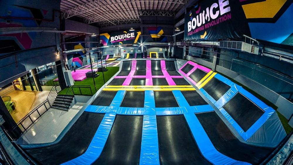 World's first female-only trampoline park set to bounce into Riyadh