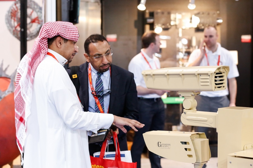 Intersec 2019 will take place on Jan. 20-22, 2019 at the Dubai International Convention and Exhibition Centre