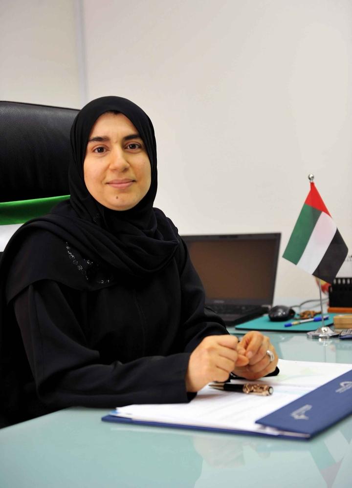 Dr. Layla Al Marzouqi