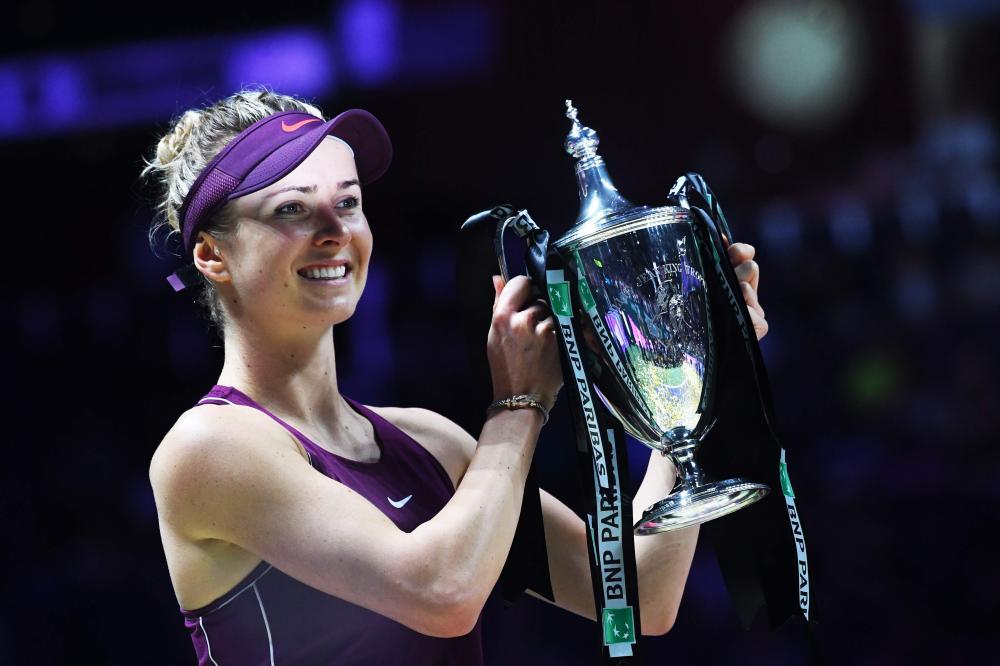Sloane Stephens, Kiki Bertens Through to Semis at WTA Finals