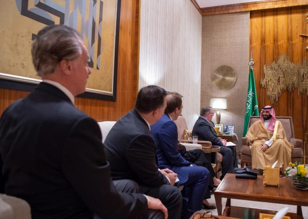 Netanyahu refers to Saudi's regional power after Khashoggi murder