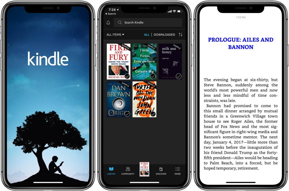 eBooks for a special reading experience