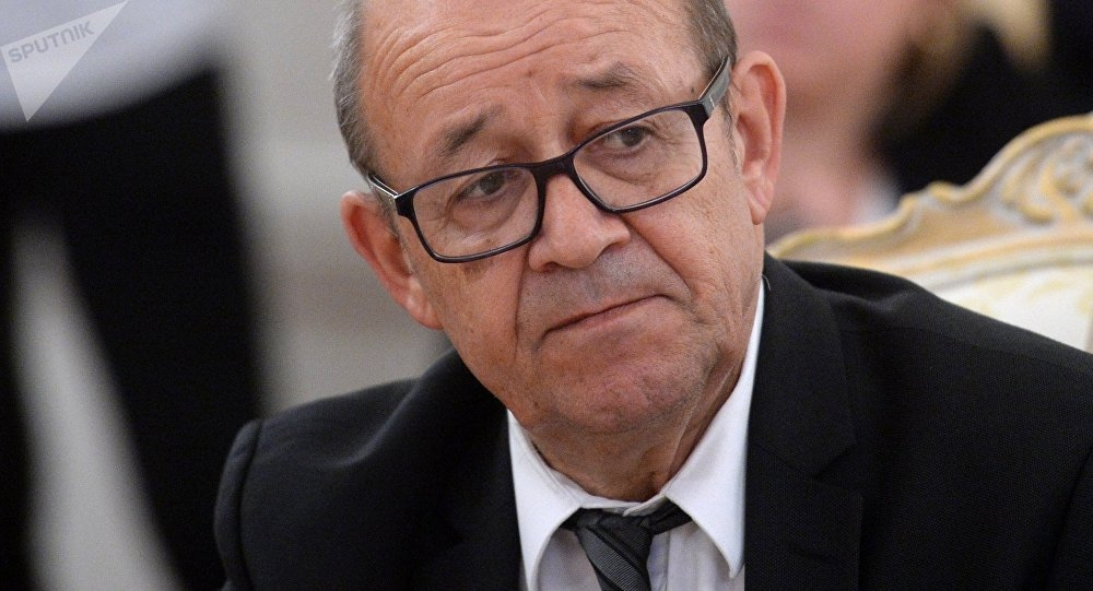 French Foreign Minister Jean-Yves Le Drian on Monday said that France was not in possession of the alleged recordings related to the death of Saudi journalist Jamal Khashoggi as claimed by Turkish President Recep Tayyip Erdogan. — File photo