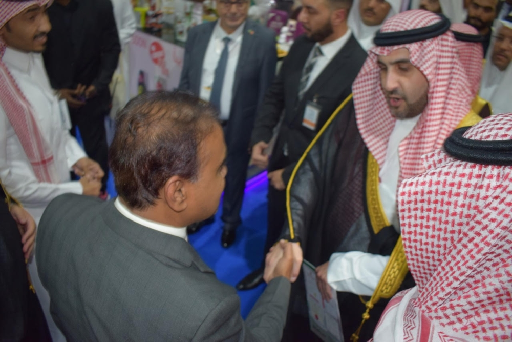 Shahzad Ahmad Khan, Pakistan Commercial consul, promotes bilateral trade between Pakistan and Saudi Arabia