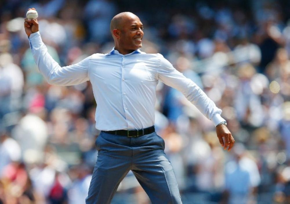 Former New York Yankee closer Mariano Rivera, who retired in 2013 with a MLB record 652 career saves and a stunning 0.70 earned-run average in playoff games, is on the Baseball Hall of Fame ballot. — AFP