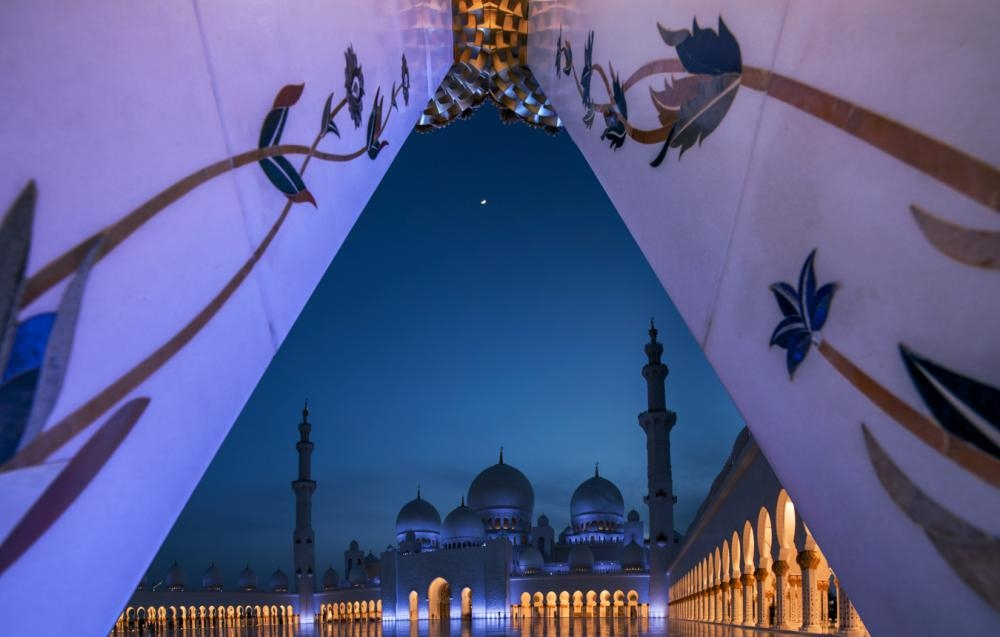 The picture taken by Emirati photographers will be on dispaly during a four-day photography exhibition in Sharjah. — SG