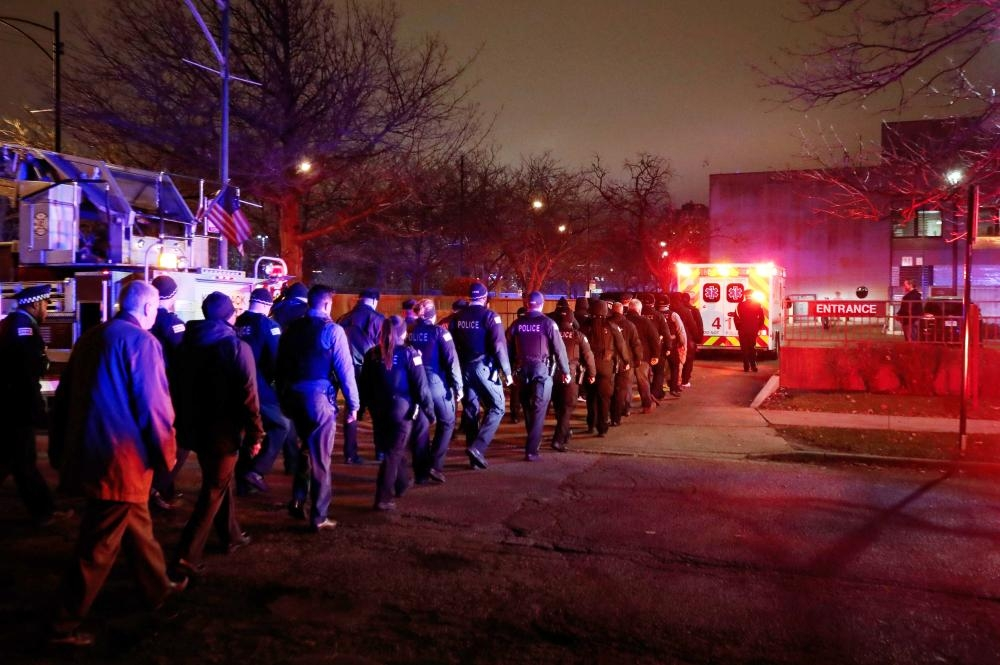 Four Injured, Gunman Dead After Shooting at Mercy Hospital, Chicago