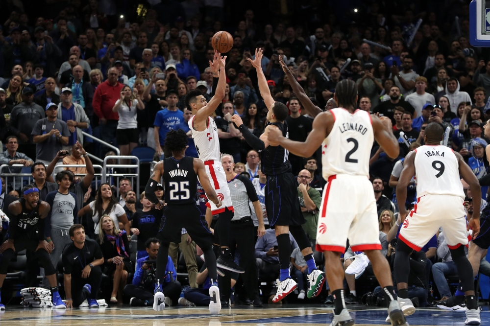 Danny Green magical for Raptors, scores game-winning bucket against Orlando