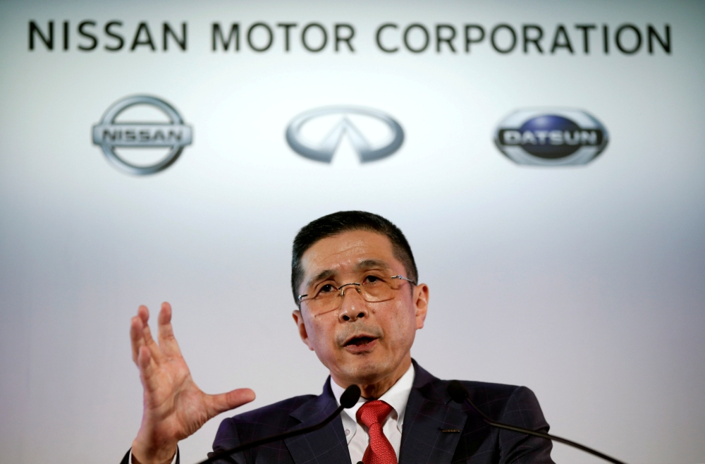 Nissan Motor board fires Ghosn as chairman following arrest