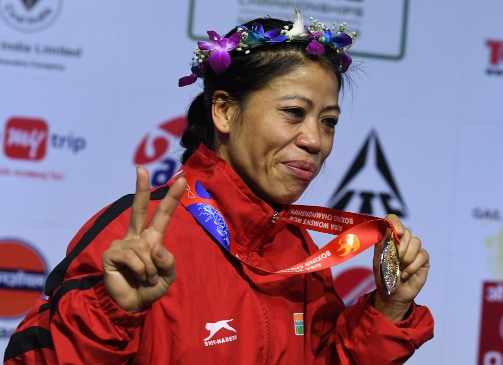 Sonia Secures Silver After Mary Kom's Historic Win