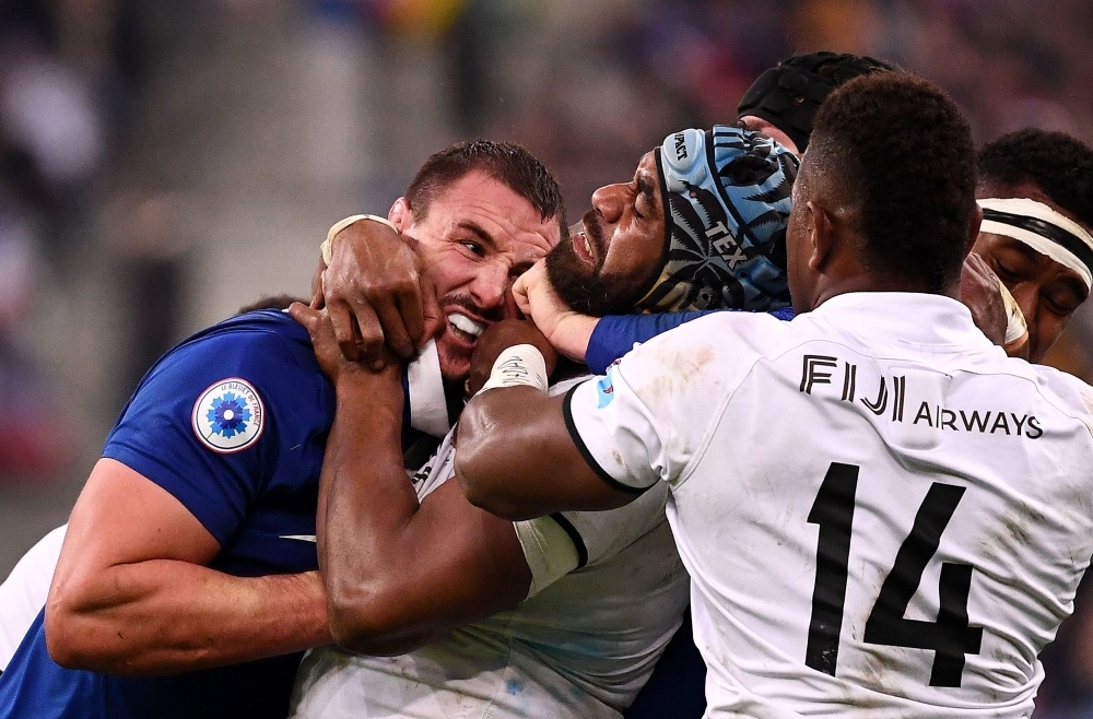 Fiji earn historic first win over stunned France