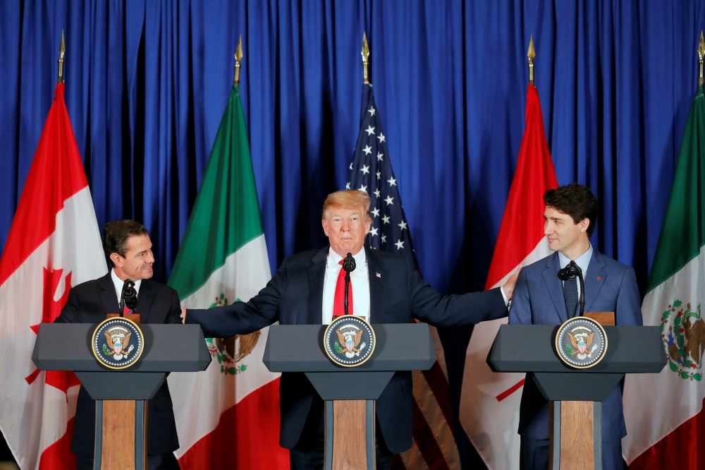 US, Mexico and Canada sign new trade deal