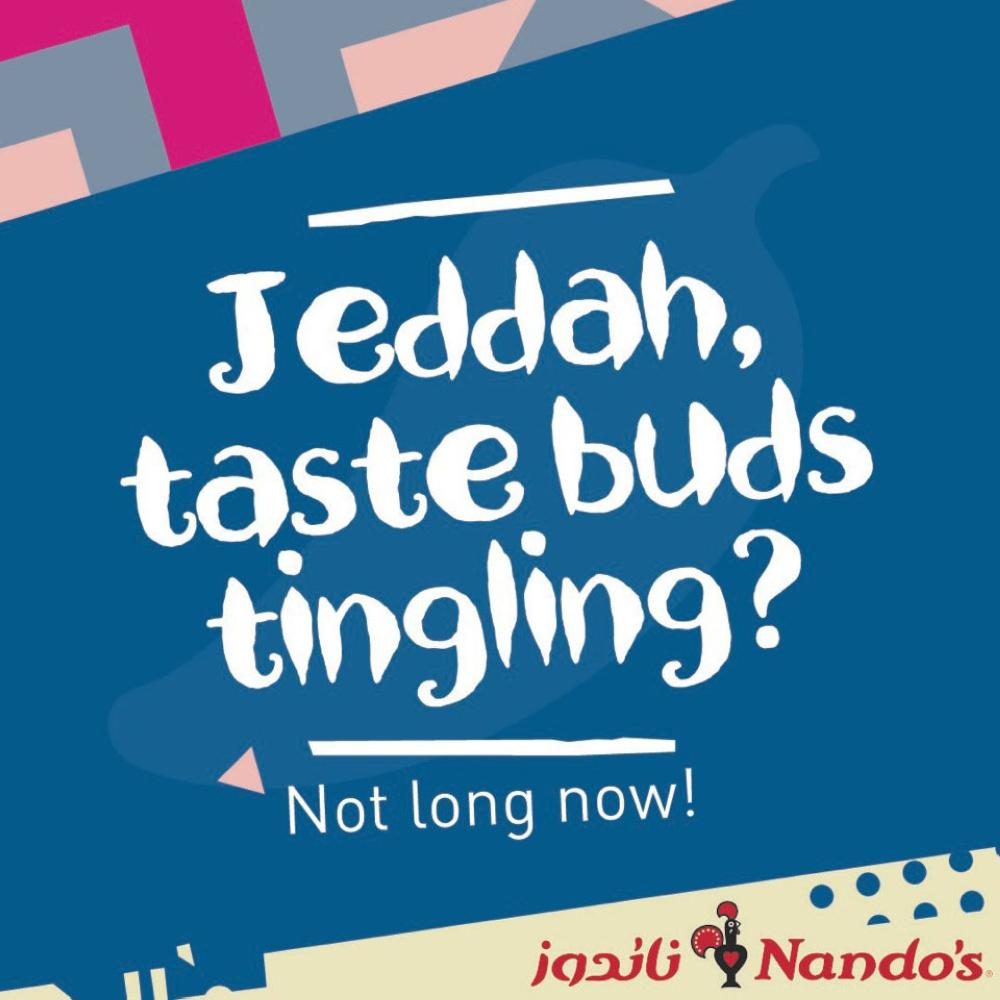 Nando's at Red Sea Mall, 