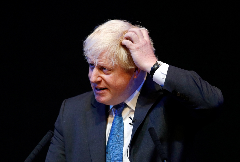 Boris Johnson Apologises For Failing To Declare £52,000 In Earnings On Time