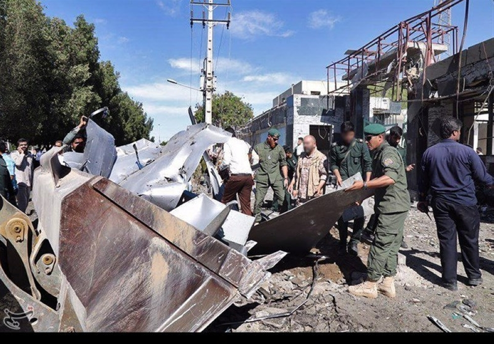 3 killed in explosion in southern Iran's port town of Chabahar