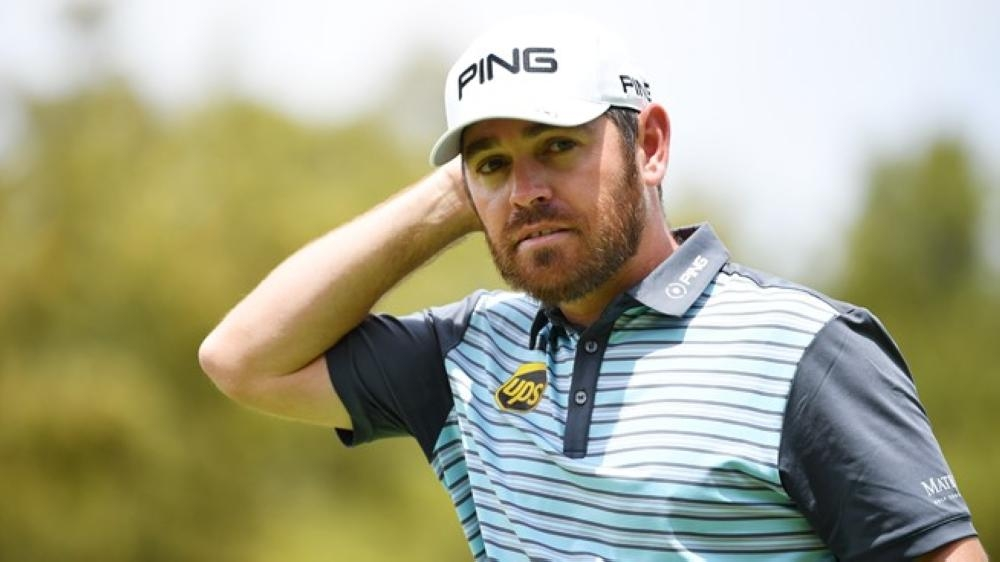 Oosthuizen leads at South African Open, Els in contention