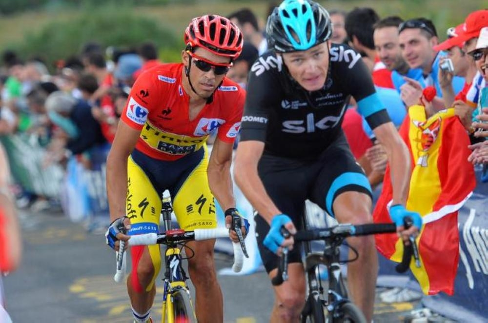 Team Sky have time to find sponsors: Alberto Contador