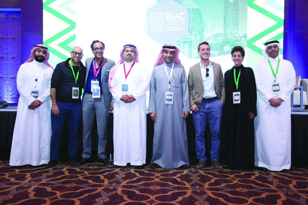 BIAC and VentureSouq officials