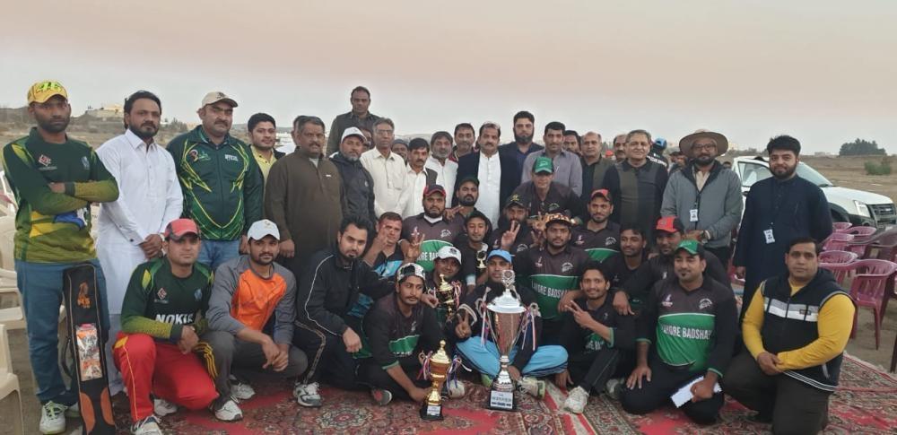 Winner Lahore Badshah