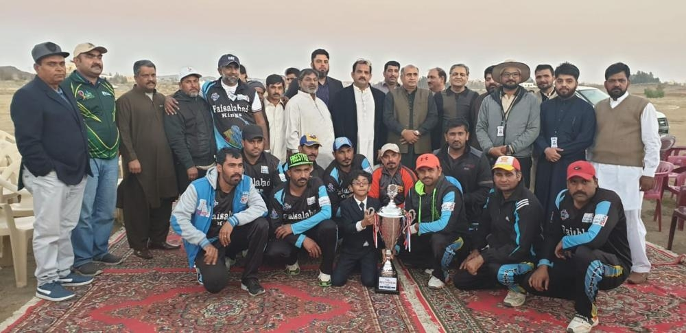 Runner-up Faisalabad King