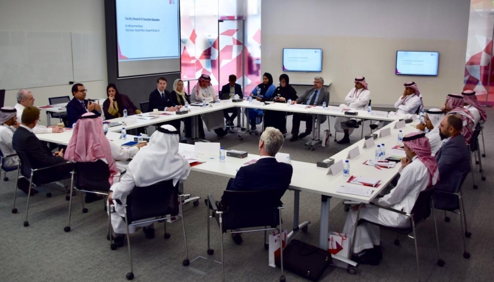 The Employer Advisory Board of Prince Mohammad Bin Salman College holds its first meeting to welcome corporate partners.