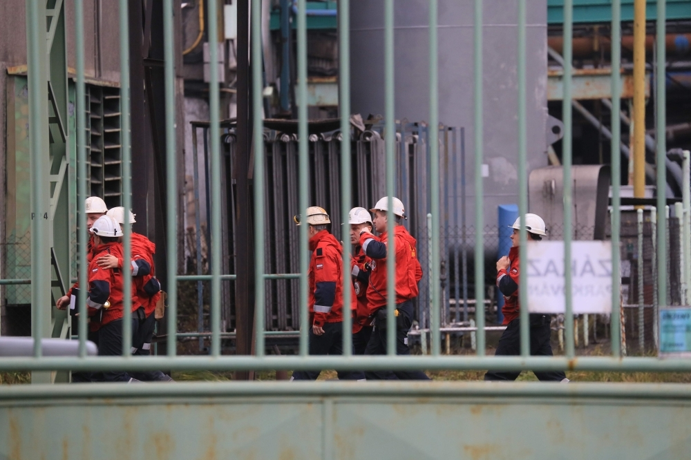 Dec 21, 2018 11:40:am Czech Coal Mine Explosion Kills 13