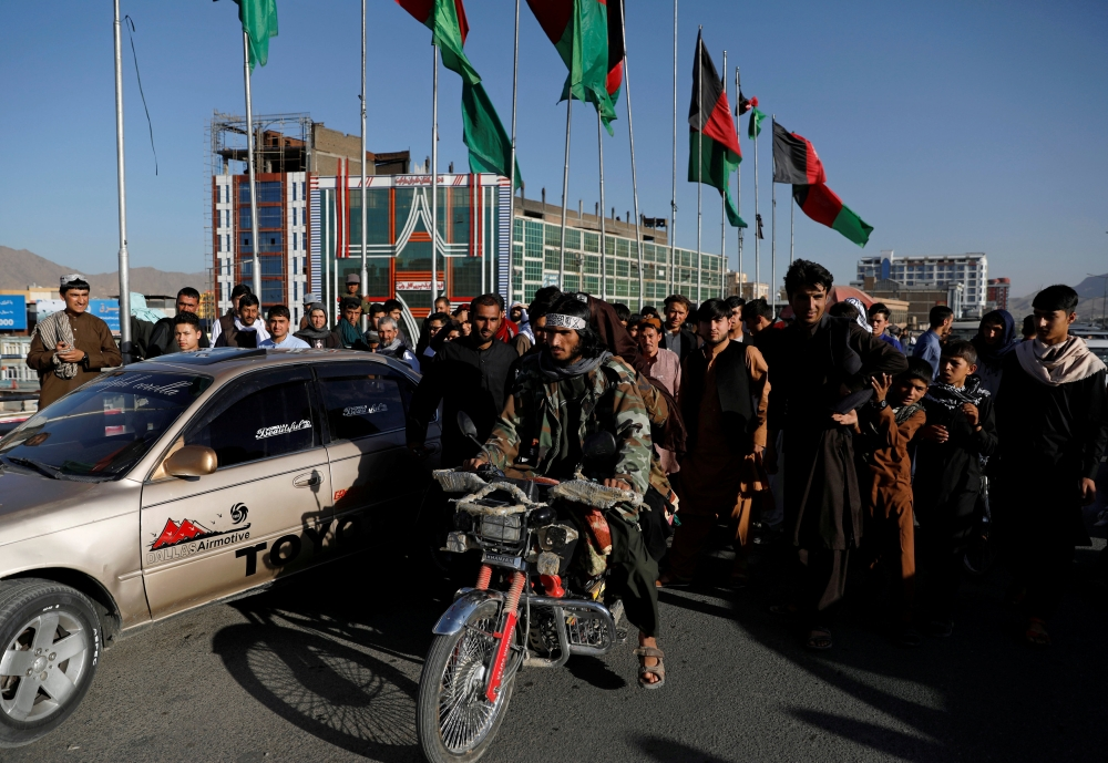 Taliban Confirms Visit To Iran On Afghan Peace