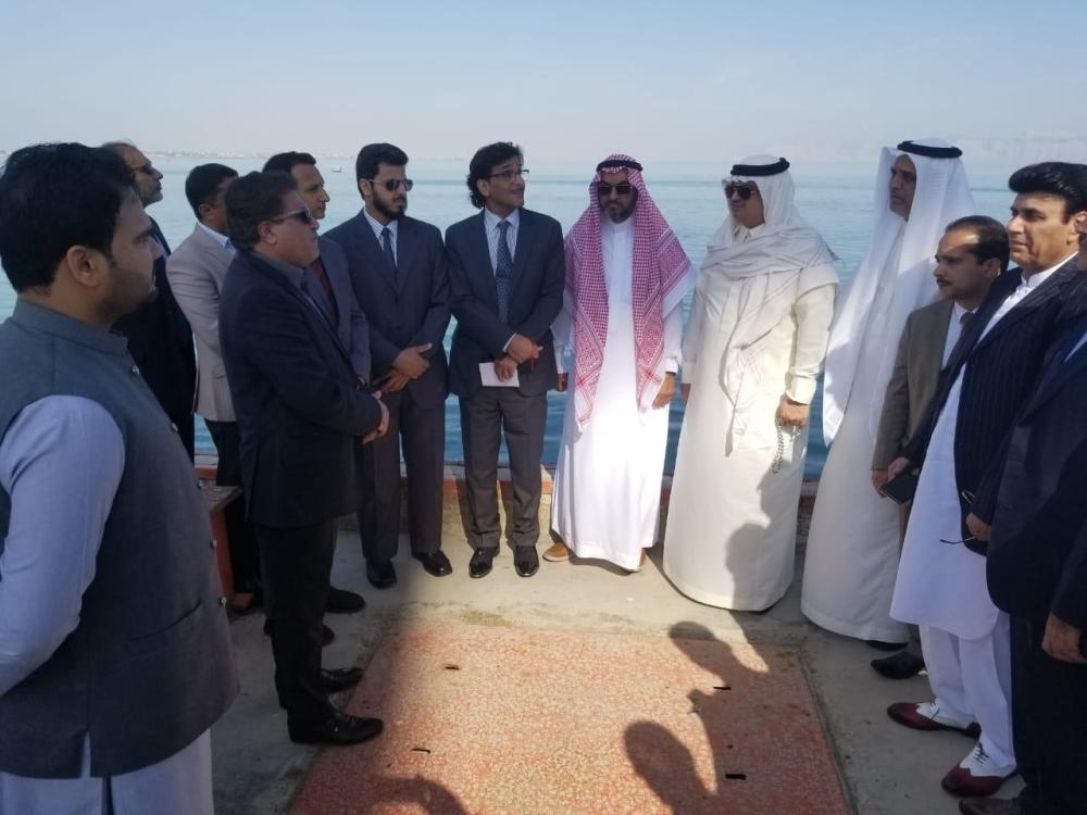 Saudi delegation explores investment avenues in Pakistan's Port of Gwadar